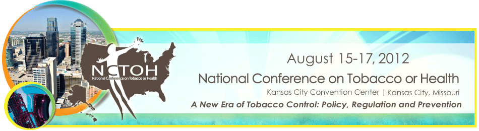 2012 National Conference on Tobacco or Health